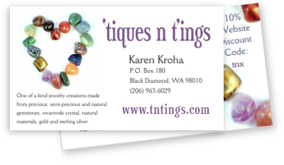 Tiques n tings bc high quality affordable cheap business cards tiques n tings bc colourmoves